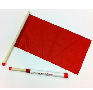 Personskadeflagga