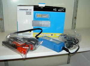 Batteriladdare Cemont 1,5
