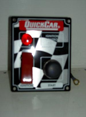 Controlpanel QuickCar Racing