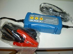 Batteriladdare Cemont 5,3
