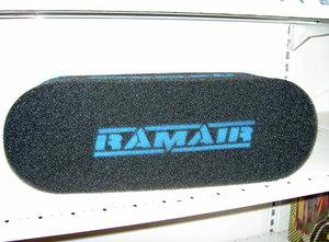Ram Air Luftfilter dubbel filtersats