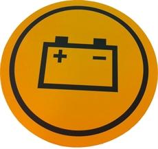 Dekal Batteri